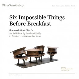 Oliver Sears Gallery 2011-02-01