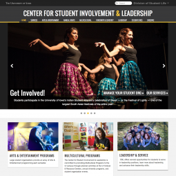 Center for Student Involvement & Leadership - The  2013-07-06
