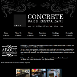 Concrete Bar and Restaurant 2012-10-03