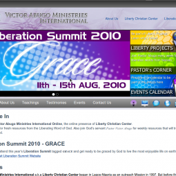 Victor Abugo Ministries International 2010-06-30