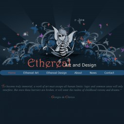 Ethereal Art and Design 2010-08-01