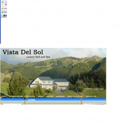 Vista del Sol - luxury B&B and Spa 2009-09-01
