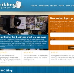 Building My Company 2009-10-01