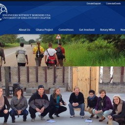 Engineers Without Borders USA: University of Iowa  0013-10-04