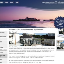 Bournemouth Hotels 2009-06-09