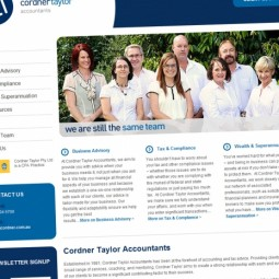 Cordner Taylor Accountants 2012-08-01
