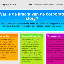 Corporate Story 2011-07-01