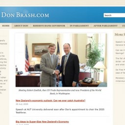 Don Brash 2009-07-30