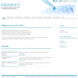 FAMH  - The medical labratories of switzerland 2011-05-11