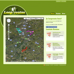 Looproutes 2010-06-02