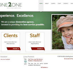 One2One Staffing Services 2011-05-17