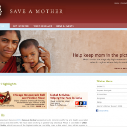 Save A Mother 2008-12-13