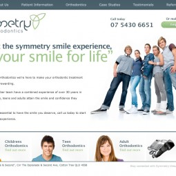 Symmetry Orthodontics 2010-03-18