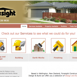 Foresight Construction