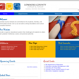 Lowndes County School District 2009-10-30