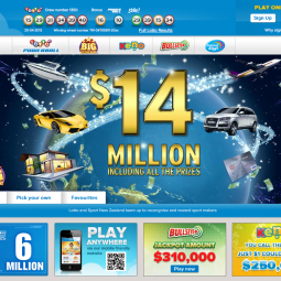 New Zealand Lotteries 2012-07-01