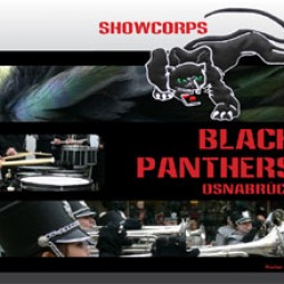 Showcorps Black Panthers 2009-08-01