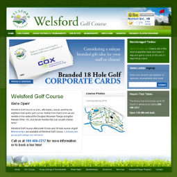 Welsford Golf Course 2010-05-01