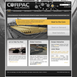 Corpac Steel Products 2011-07-22