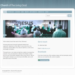 Church of The Living God 2011-04-01