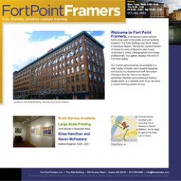 Fort Point Framers 2011-03-14