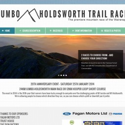 Jumbo Holdsworth Trail Race 2013-11-18