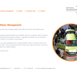 Ritzau Management – eventmanagement 2010-10-14