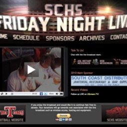 San Clemente High School - Friday Night Live! 2010-09-10