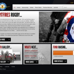 Spitfires Rugby Club 2011-03-01