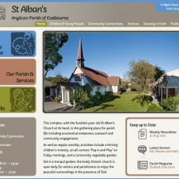 St Alban's Anglican Parish of Eastbourne 2011-08-15