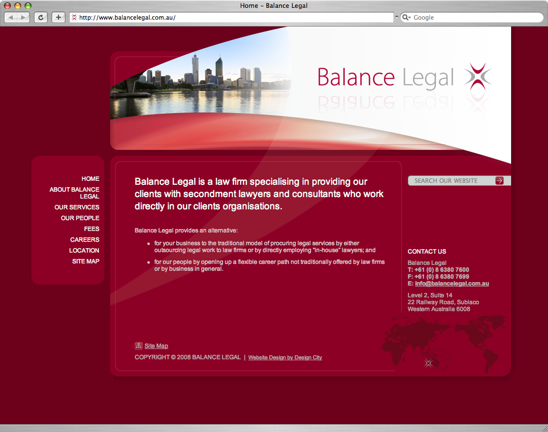 Balance Legal (Design City)