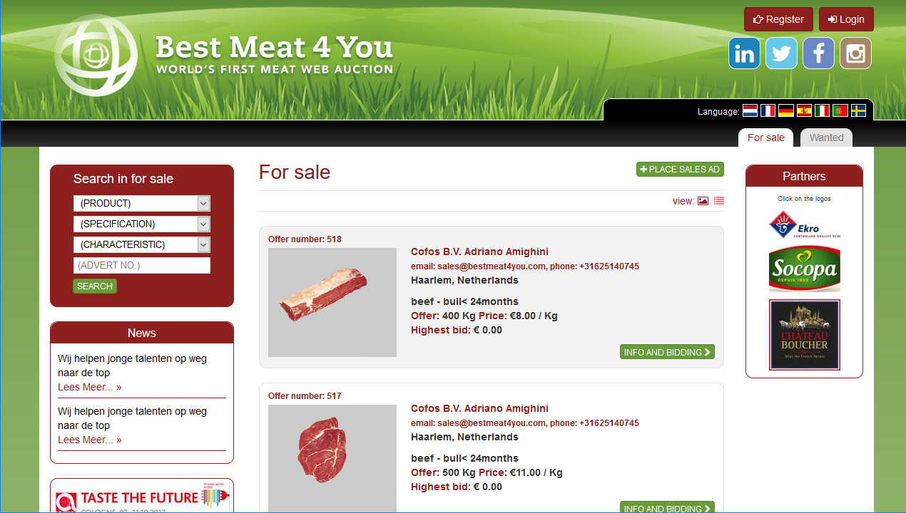 BestMeat4You (Hestec)
