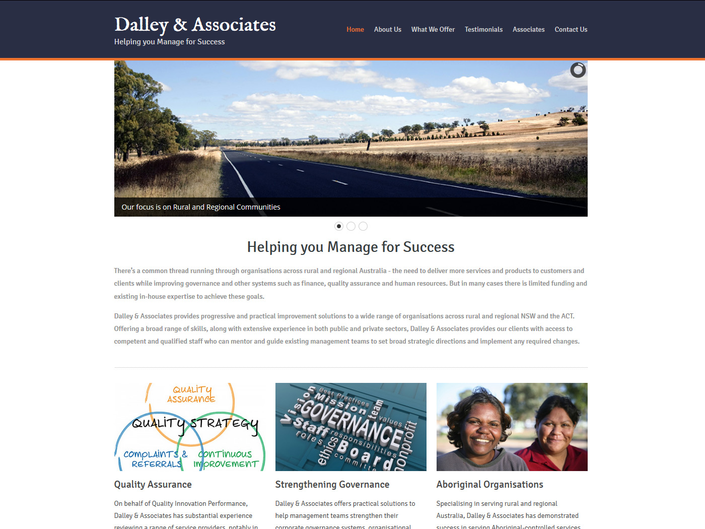 Dalley and Associates (Praxis Interactive)