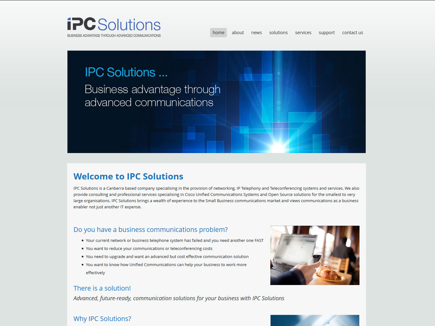 IPC Solutions (Praxis Interactive)
