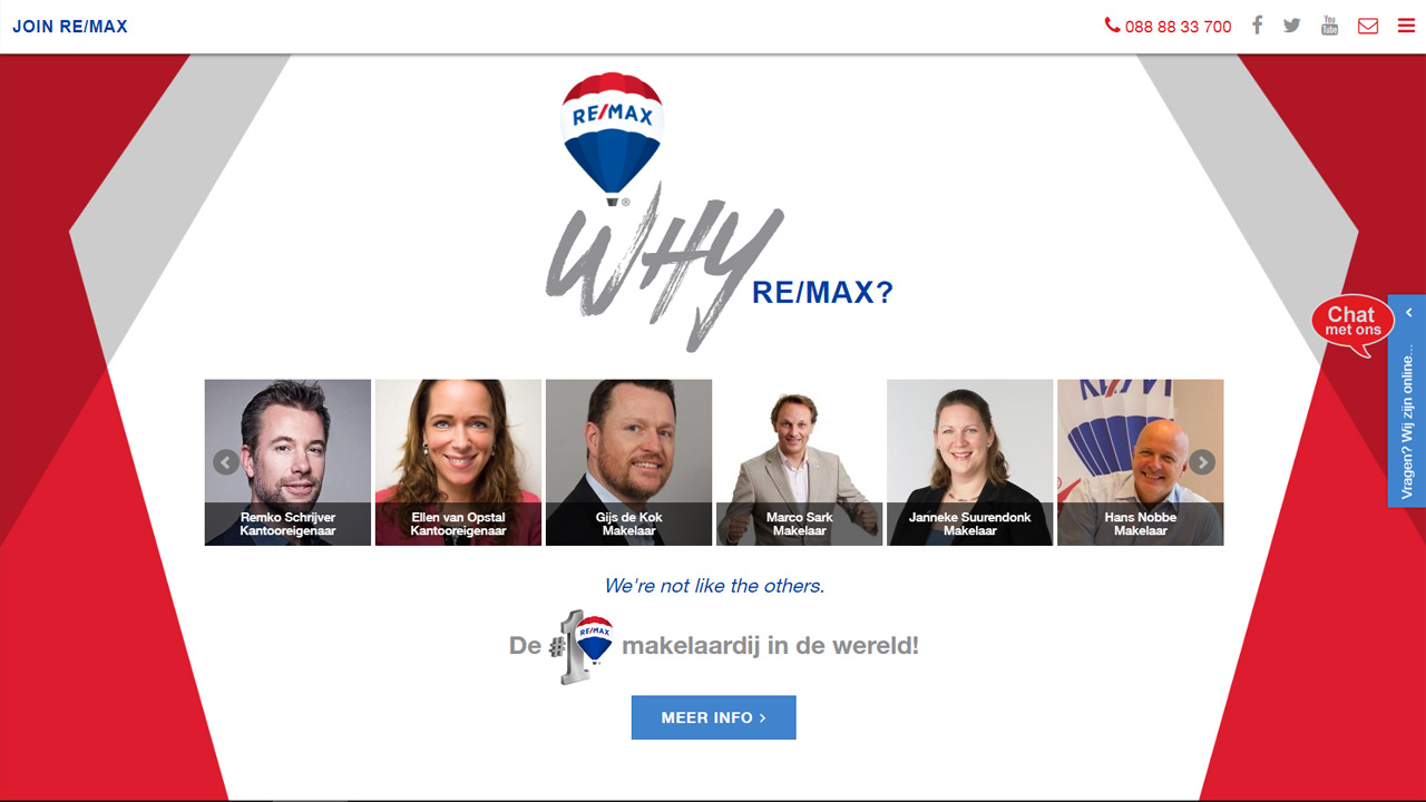 RE/MAX Netherlands (Hestec)