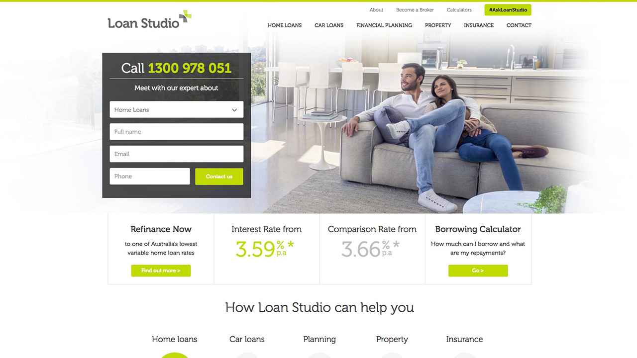 Loan Studio (Annix)