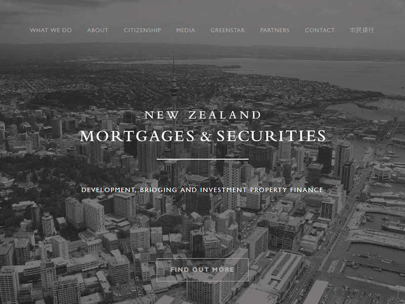 NZ Mortgages & Securities (Mike at Little Giant)