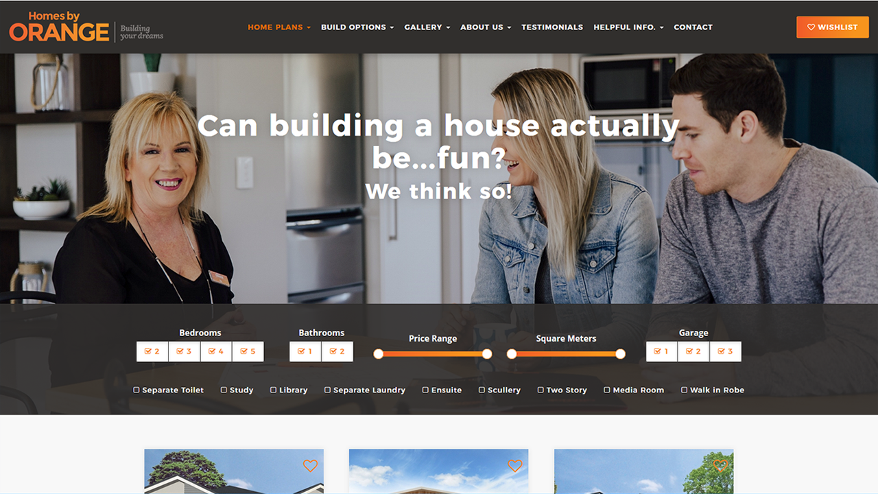 Homes by Orange (HotHouse)