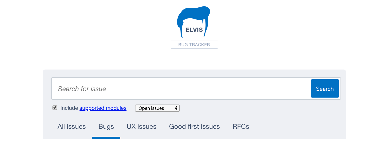 Searching SilverStripe issues just got a lot easier