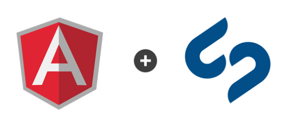 angularjs and silverstripe
